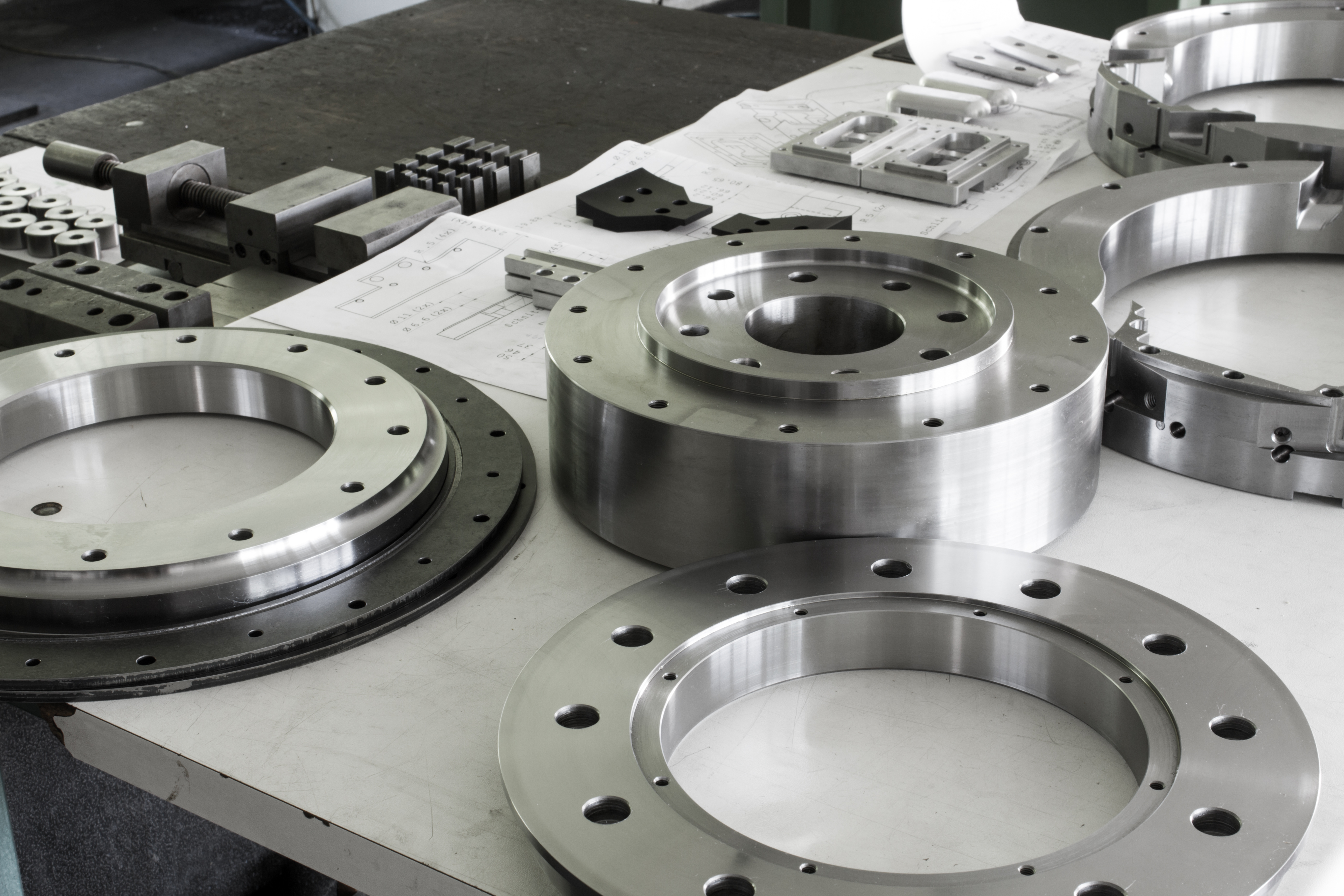 Choosing a Precision Products Manufacturer | Precision Products