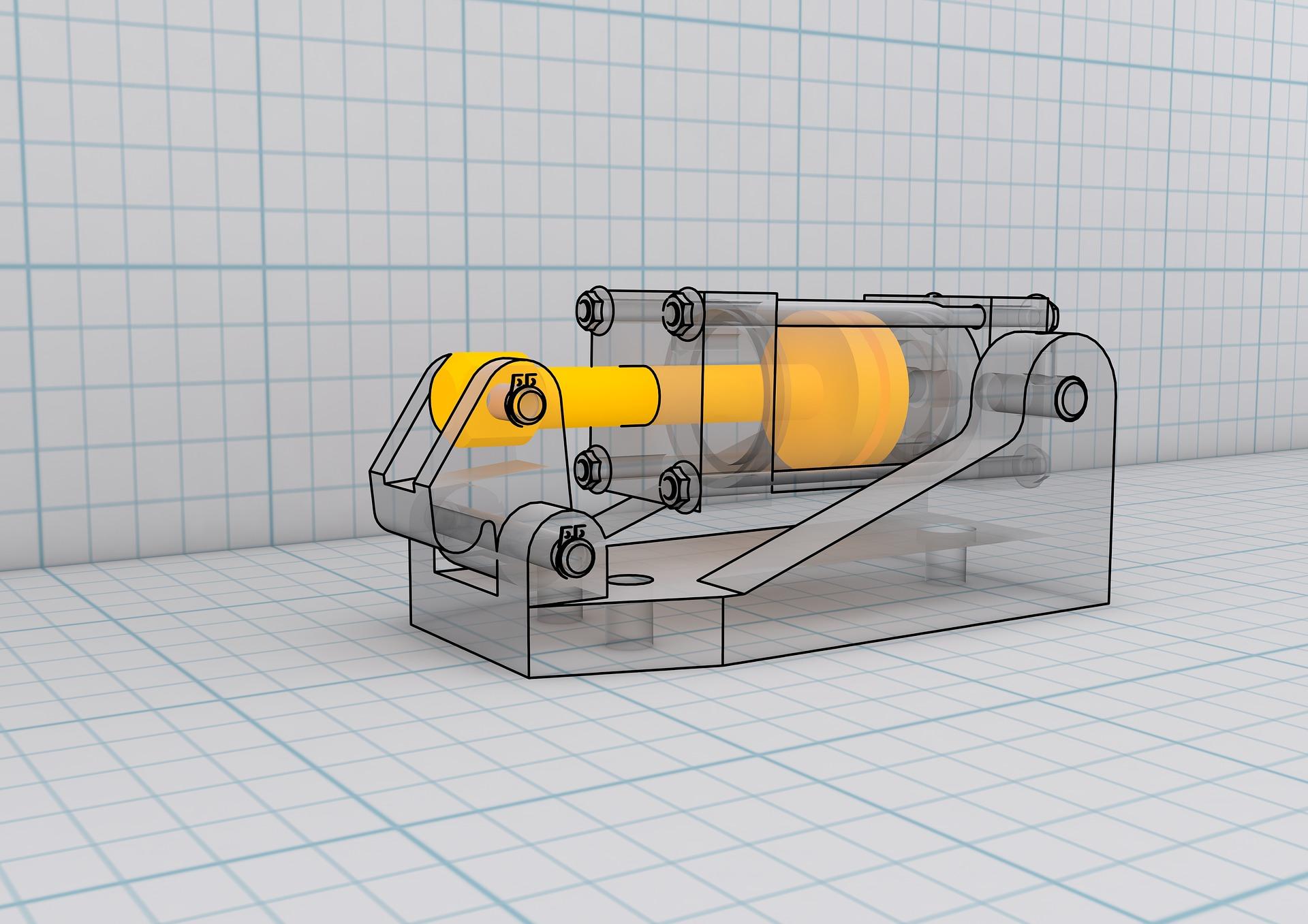 CAD CAM Protoype development
