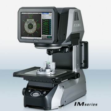 Image Dimension Measurement System